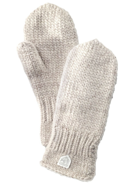 Hestra Kebnekaise Wool Mittens Naturgrå